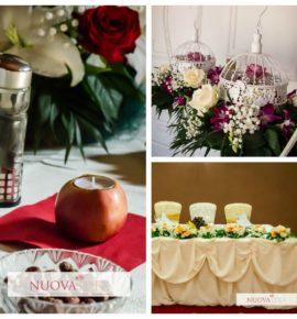 6 Sfaturi pentru a alege tematica potrivită pentru nunta ta