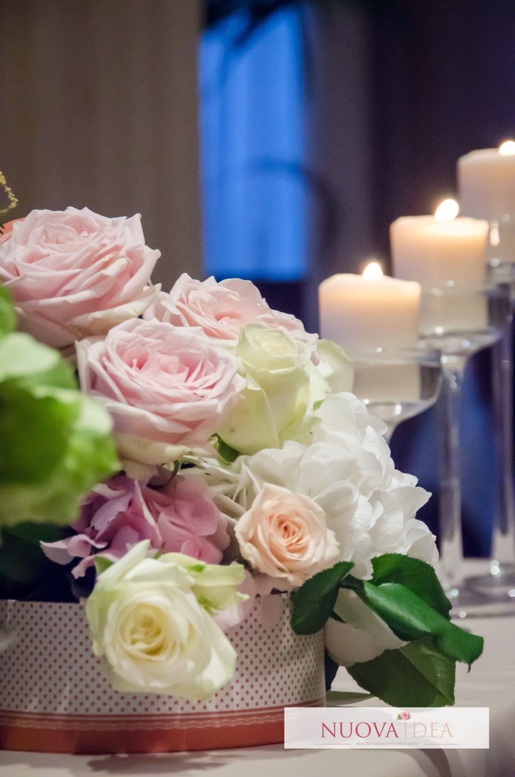 Îmbracă-ți evenimentul în roz
