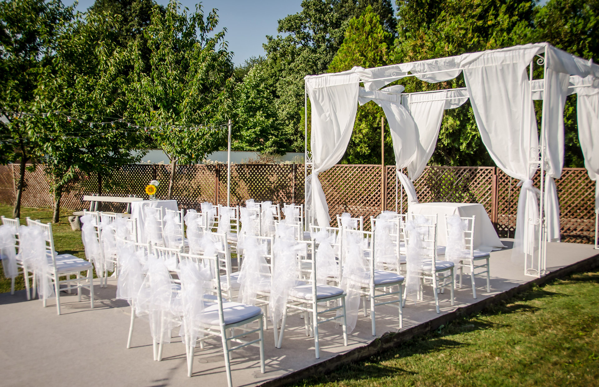 Cum să ai nunta perfectă indiferent de vreme