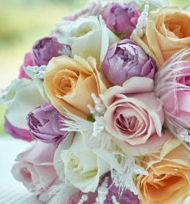 5 Idei pentru o nuntă pastel