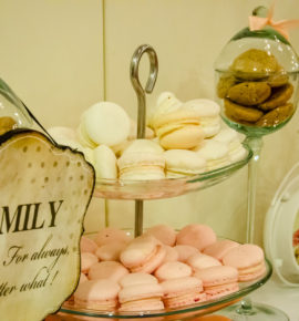 5 Idei pentru a organiza un candy bar de efect pentru evenimentul tău.