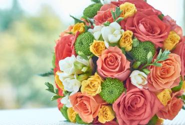 3 Flori potrivite pentru o nuntă de toamnă