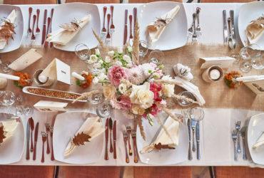 5 Idei pentru o nuntă cu tematica rustică