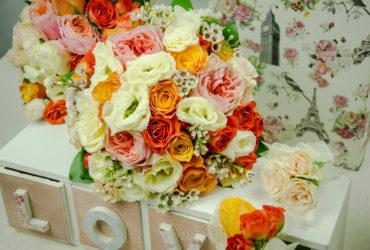 Inspirație pentru o nuntă plină de culoare